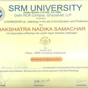 SRM University<br>