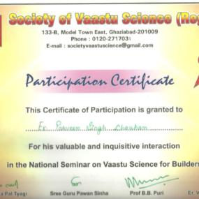 Society of Vaastu Science<br>