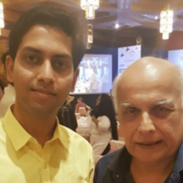 Mahesh Bhatt,Indian film Director & Producer