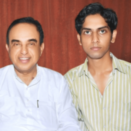 Dr.Subramanian Swamy, Politician