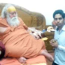 Shankaracharya Swami Swaroopanand Ji
