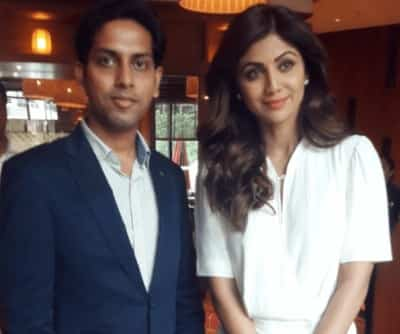 Shilpa Shetty - Indian film actress