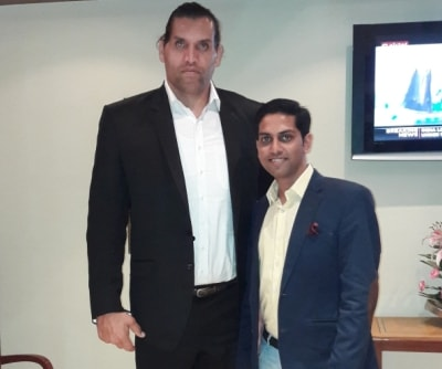 The Great Khali, Wrestler